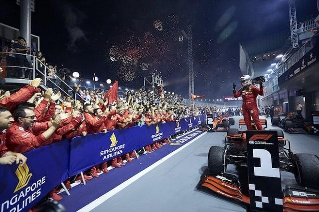 Thiết kế đường đua F1 Hà Nội rất đặc biệt