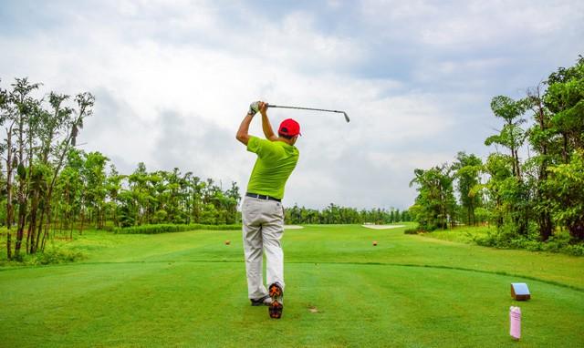 Trải nghiệm hoàn toàn mới mẻ và đẳng cấp tạisân golf Flamingo Đại Lải