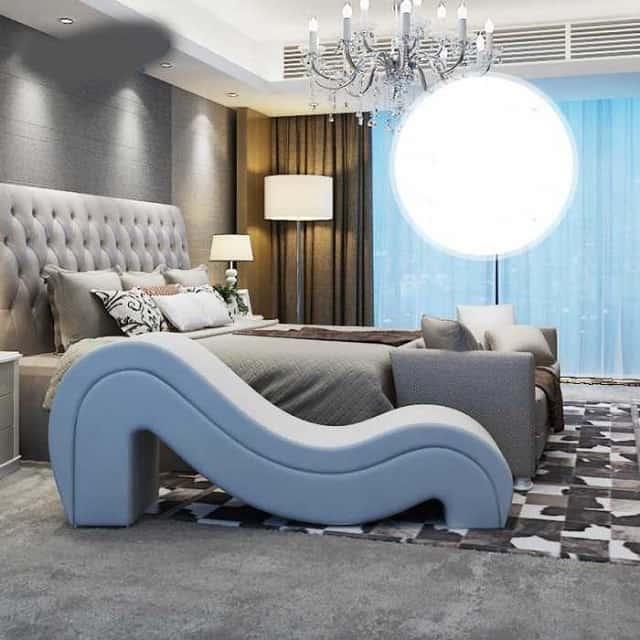 Những khách sạn có ghế tình yêu luôn trong tình trạng full phòng, đặc biệt vào những ngày lễ tết