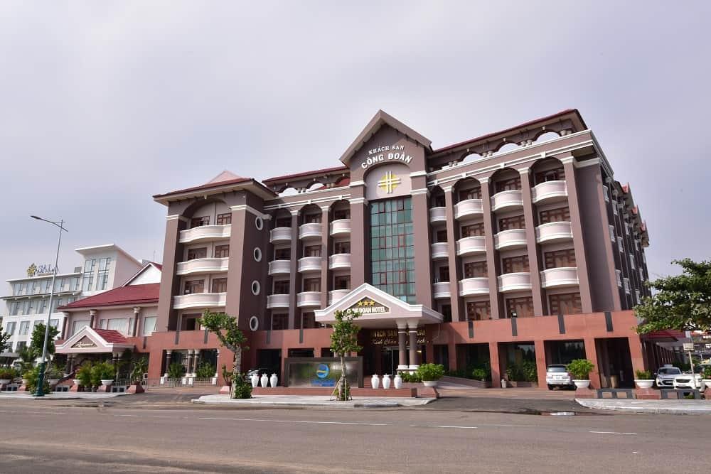 Giới thiệu về khách sạn Công Đoàn Phú Yên