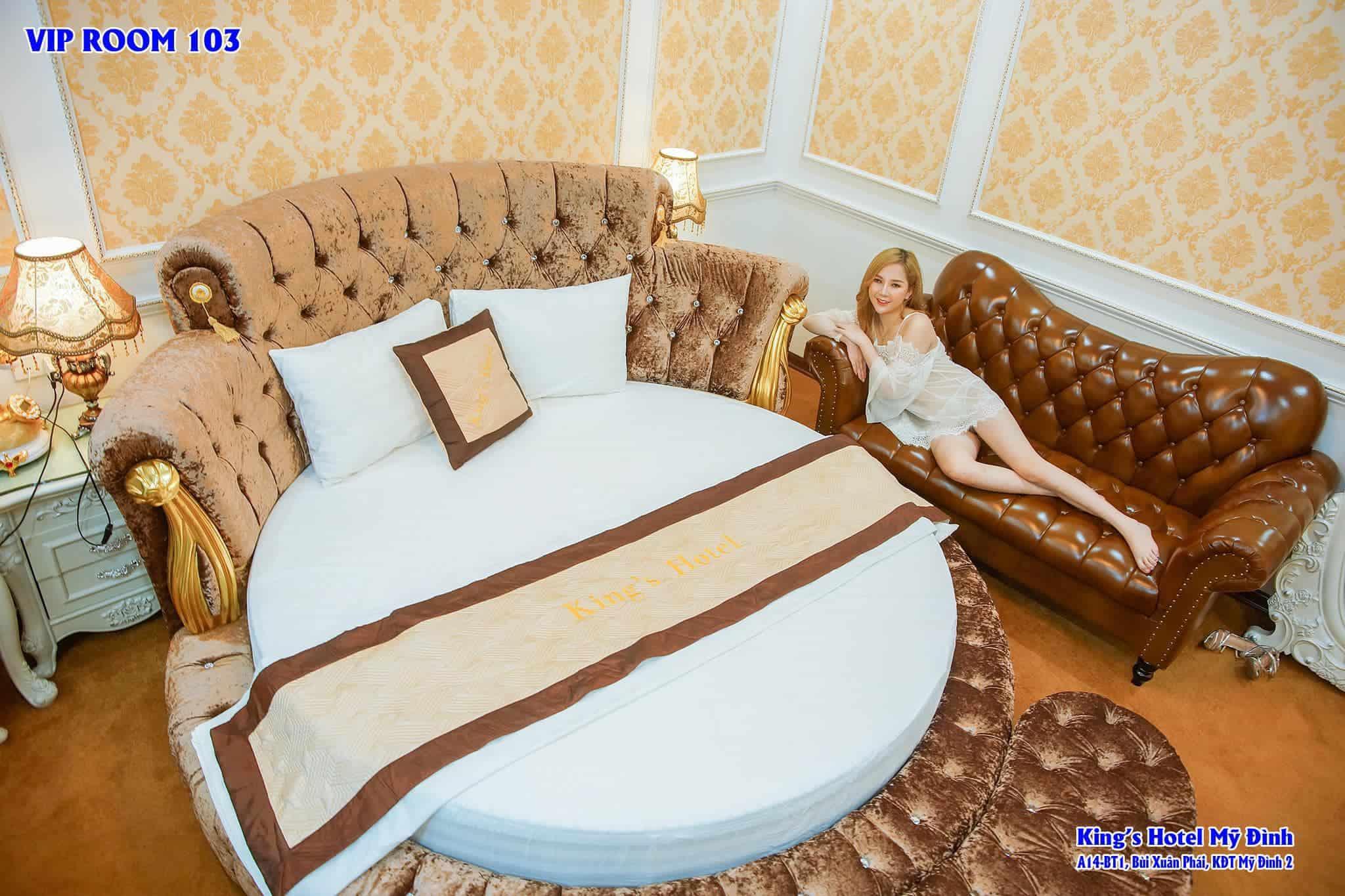 7 Love Hotel lãng mạn nhất tại Hà Nội dịp Valentine