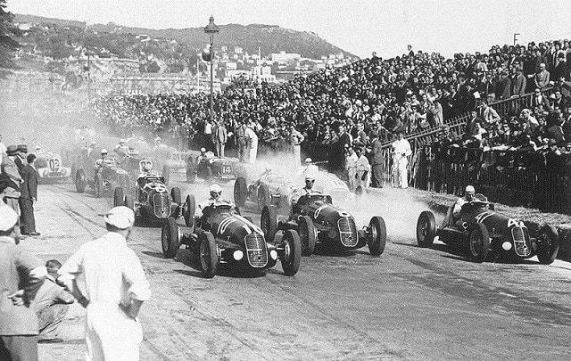 Bạn đã biết gì về lịch sử đua xe F1 chưa?