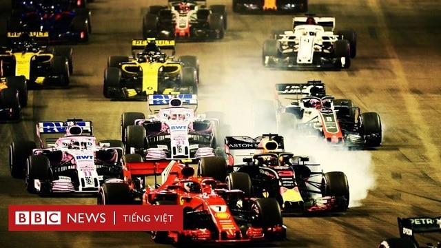 Mua vé xem đua xe F1, môn thể thao giải trí tầm cỡ quốc tế