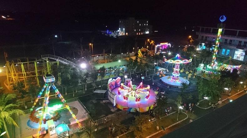 Paracel Resort Hải Tiến về đêm