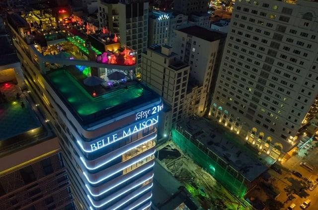 Các khách sạn lân cận quán bar Đà Nẵng đa dạng trên Vntrip
