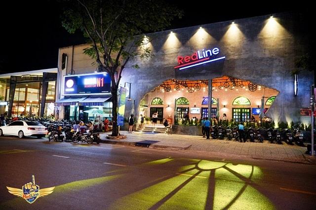 Redline Beer Club, địa điểm ăn chơi của giới trẻ quận 10