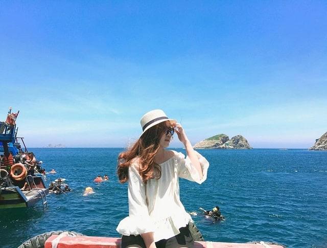 Du lịch Nha Trang tháng 4
