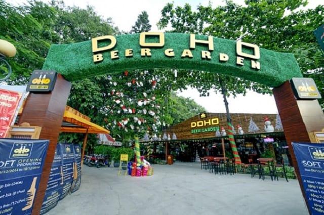 Doho Beer Garden