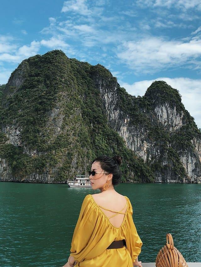 Mùa hè là thời điểm lý tưởng nhất để bạn đi du lịch Vịnh Hạ Long