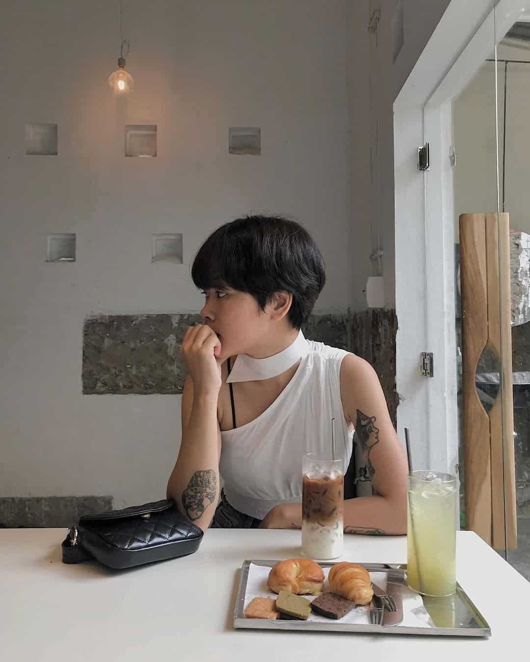 Một góc theo phong cách Hàn Quốc. Hình: conmeomeowmeow