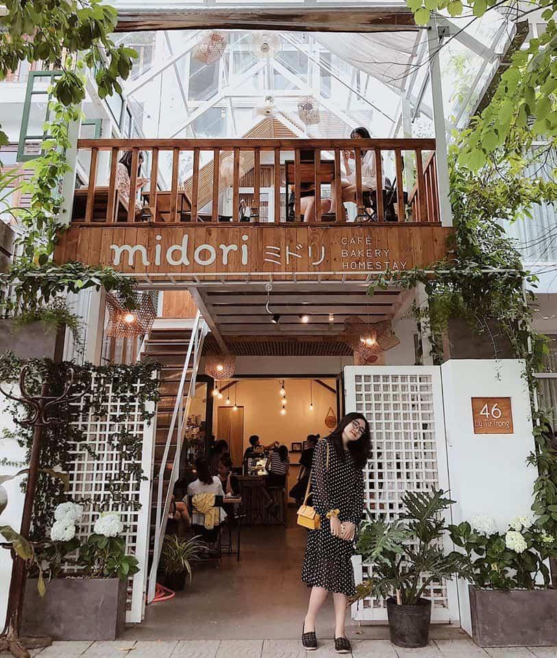 Thiết kế xinh xắn của Midori. Hình: Phương Phương
