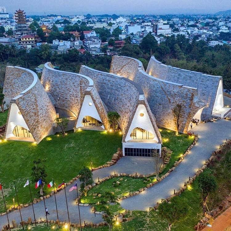 Bảo tàng thế giới cà phê - Nơi hội tụ những người đam mê đúng chất