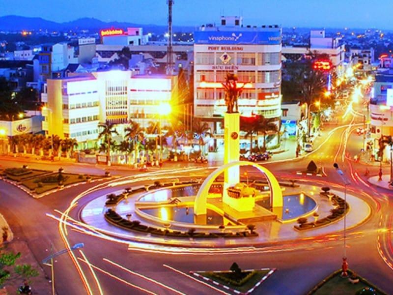 Buôn Ma Thuột - Thành phố lớn nhất vùng Tây Nguyên