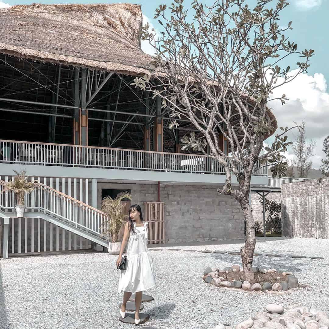 Thiết kế của Casa Marina mang dáng dấp của vùng đất Địa Trung Hải. Hình: @luuthithanhanh