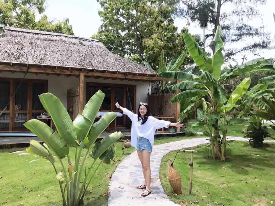Chi-Bu Resort hứa hẹn sẽ đem đến cho bạn cảm giác thoải mái và thư giãn nhất. Hình: Hsuan Hsieh