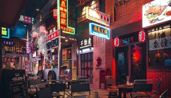 Chill giữa HongKong trong lòng Đà Nẵng