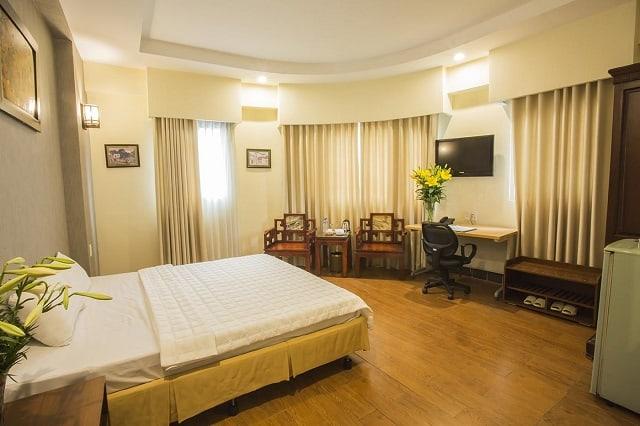 Khách sạn 3 sao Mỹ Lan Hà Nội