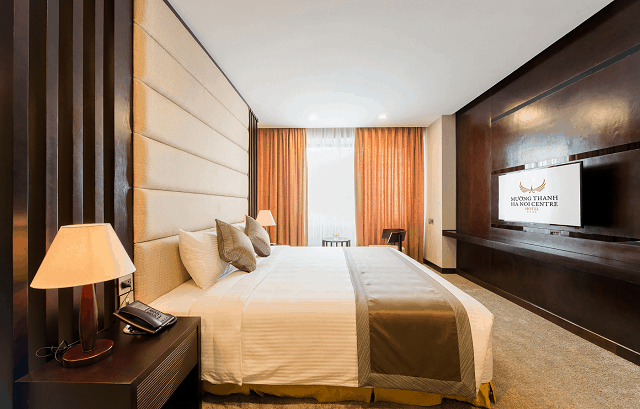 Khách sạn 4 sao Mường Thanh Hà Nội Centre