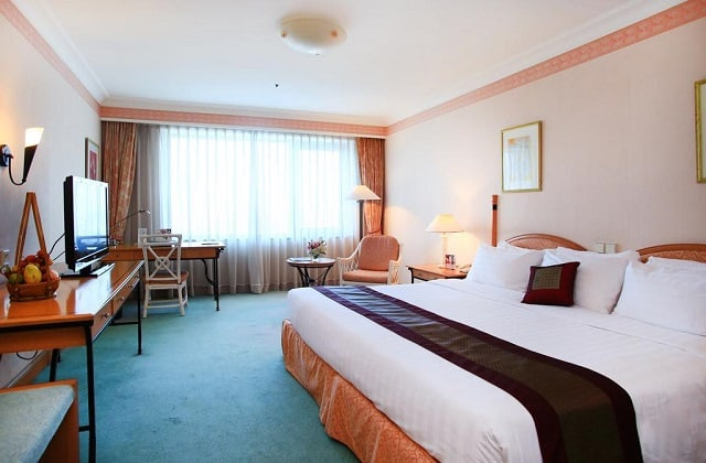 Khách sạn 5 sao Daewoo Hà Nội