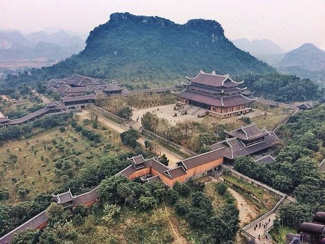 Chùa Bái Đính - Địa điểm du lịch tâm linh miền Bắc