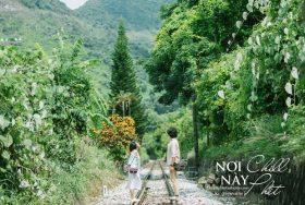 Xác định tọa độ 4 đường tàu đẹp nhất Việt Nam