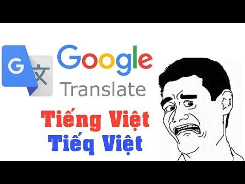 Bạn sẽ phản ứng như thế nào nếu như google dịch nói bậy?
