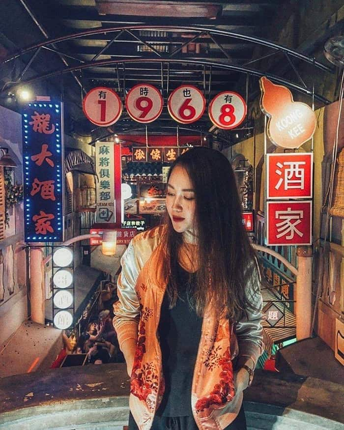 Lost in HongKong với rất nhiều không gian sống ảo tha hồ mà check in