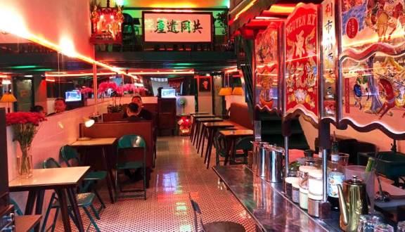 Heritage Chinatown cũng là một quán HongKong không thể bỏ qua tại Sài Gòn