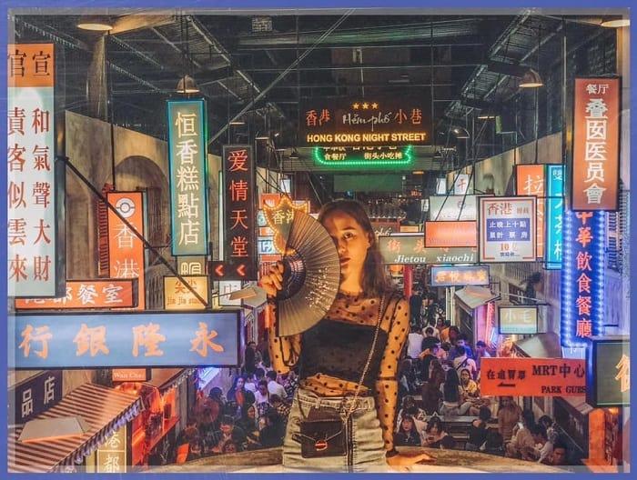 Địa điểm tuyệt vời để hội họp bạn bè hưởng thụ nét đẹp HongKong là đây