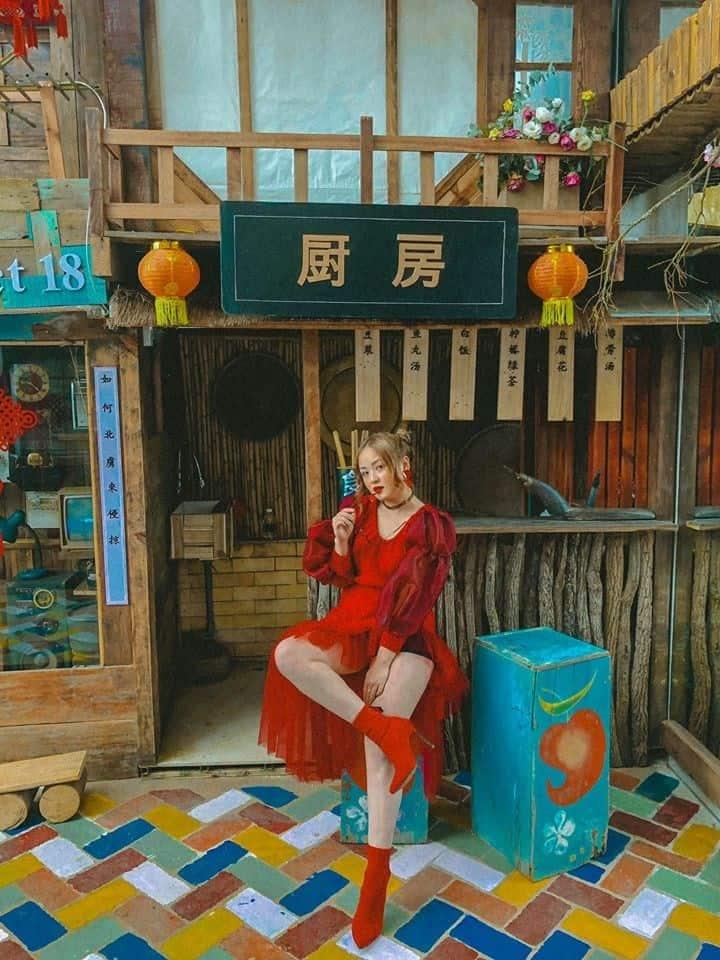 """""""Anh có yêu một cô gái HongKong như em?"""" Thiên đường sống ảo đây rồi"""