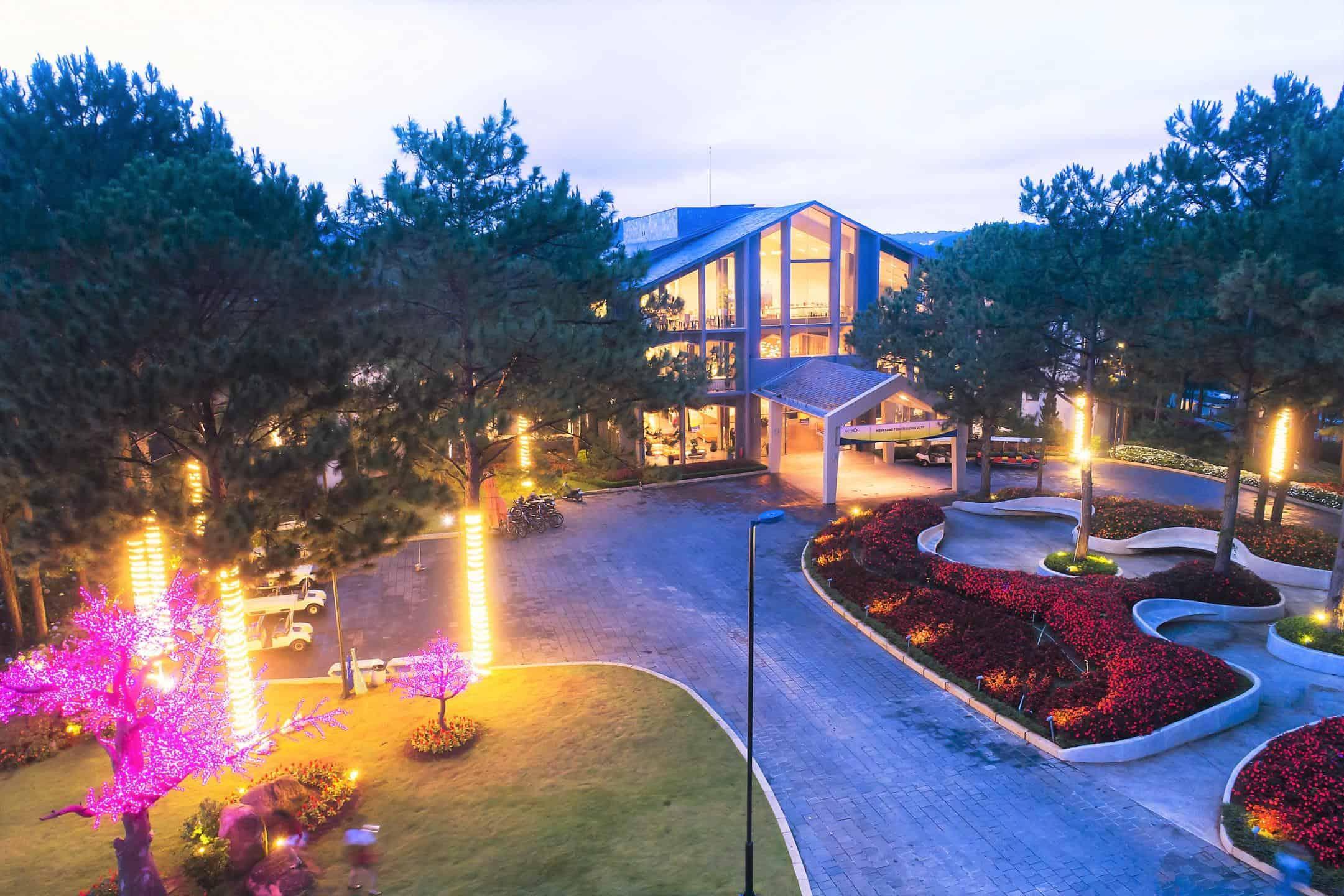Terracotta Hotel & Resort Dalat đem đến cho du khách không gian nghỉ dưỡng thực sự