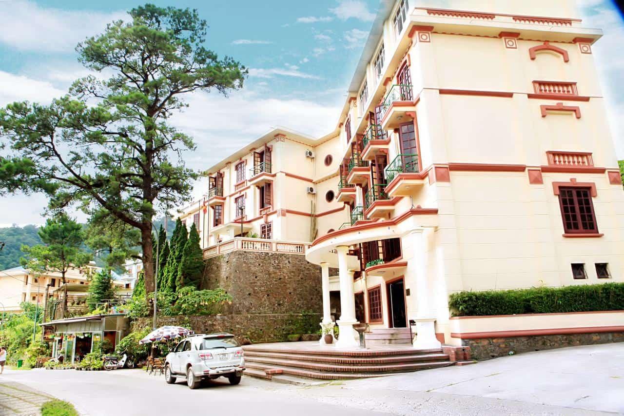 Khách sạn cây Thông thích hợp cho mọi đối tượng khách hàng đặc biệt là các gia đình khi du lịch đến Tam Đảo