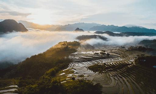 Khu bảo tồn thiên nhiên Pù Luông.