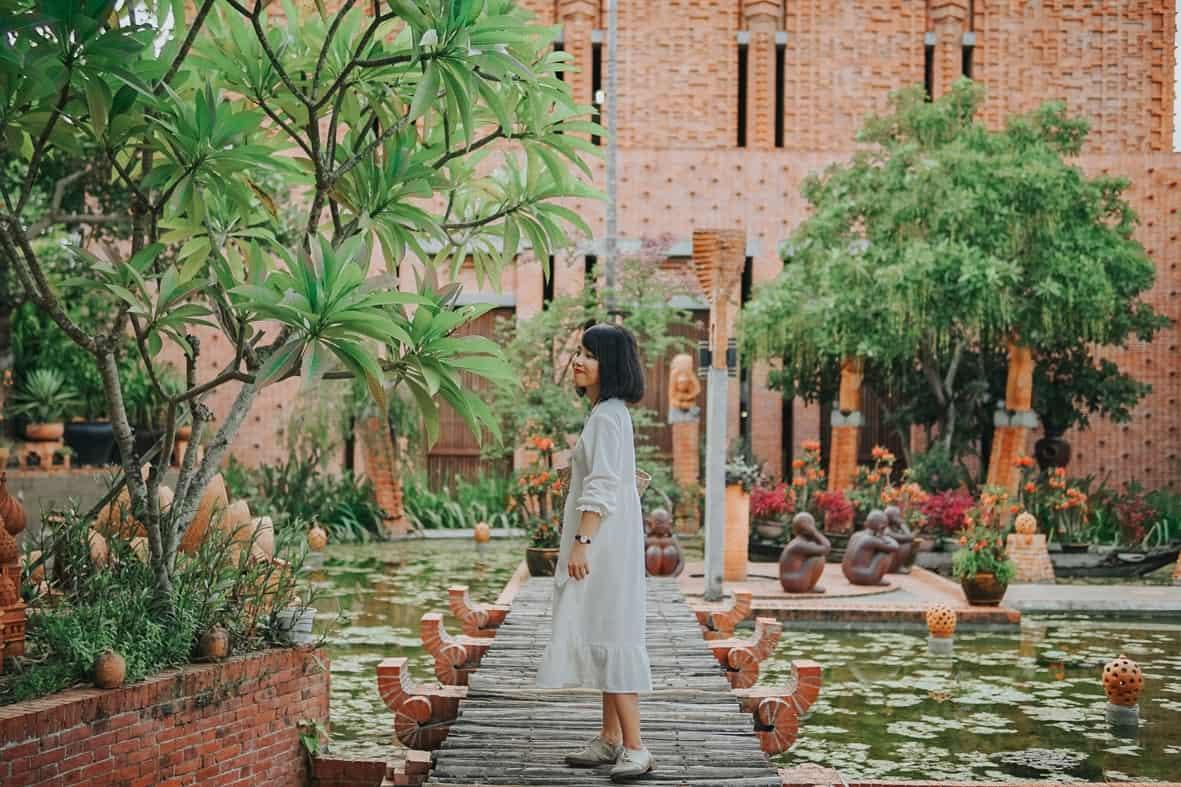 Làng gốm Thanh Hà. Hình: Hoàng Linh Hà