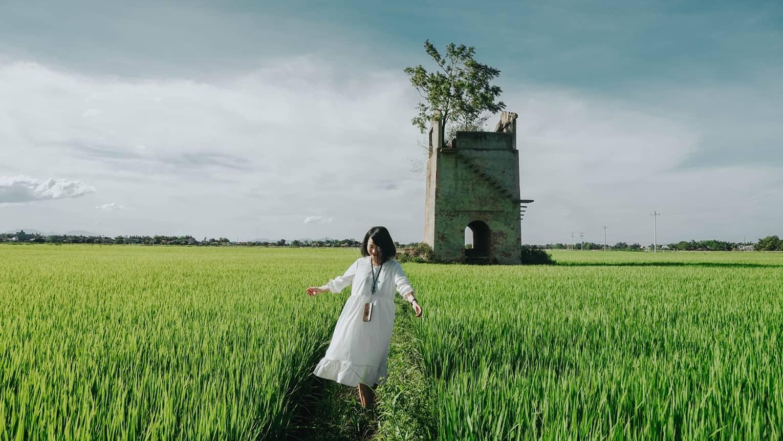 Lò gạch cũ Duy Vinh. Hình: Hoàng Linh Hà