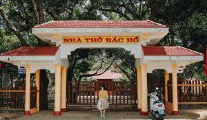 Ghé thăm nhà thờ Bác Hồ ở Phú Yên