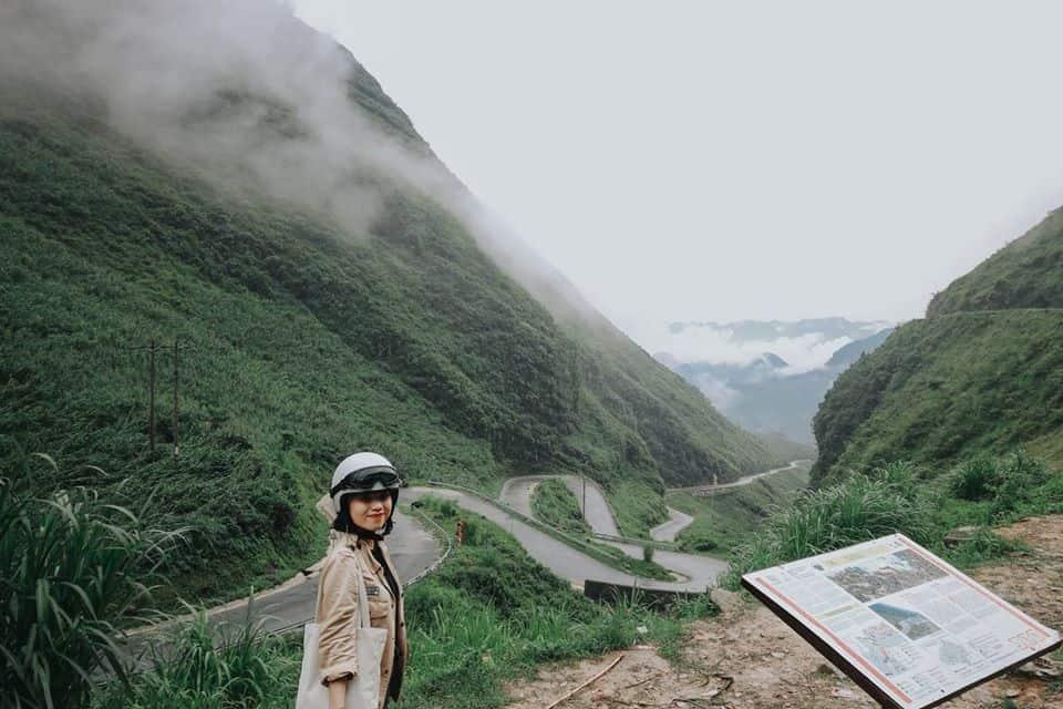 Dốc Thẩm Mã. Hình: Hoàng Linh Hà
