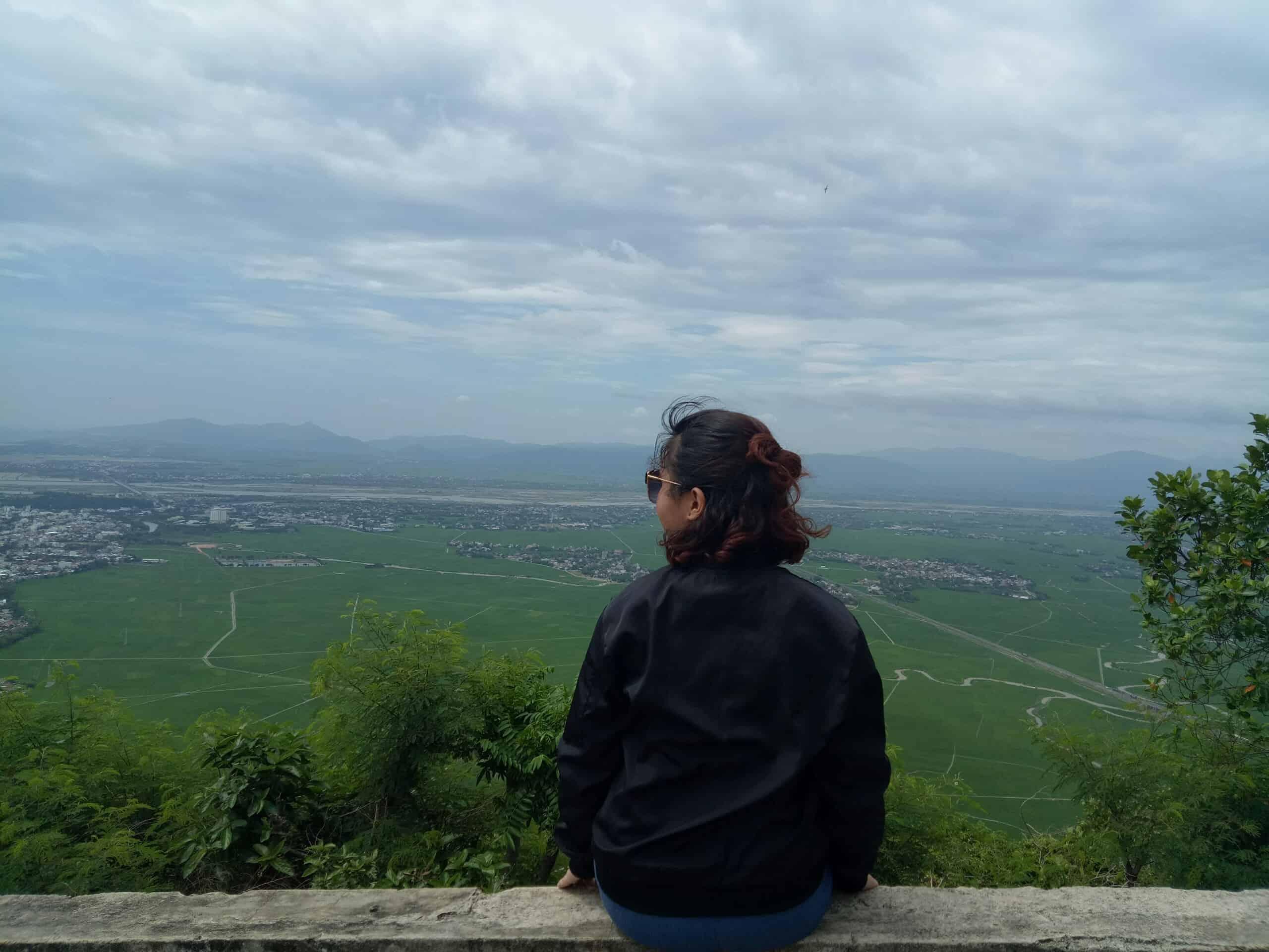 Ngắm Phú Yên từ núi Chóp Nhài