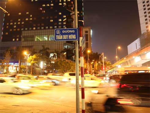 Trần Duy Hưng - Con phố sôi động về đêm