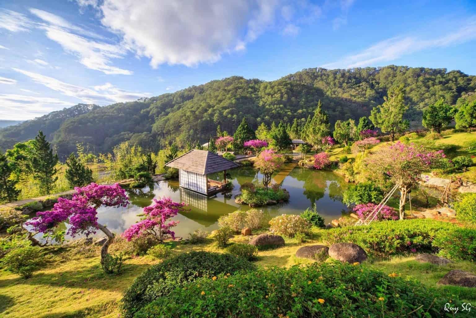 Chiêm ngưỡng những Biệt thự, Villa đẹp nhất ở Đà Lạt