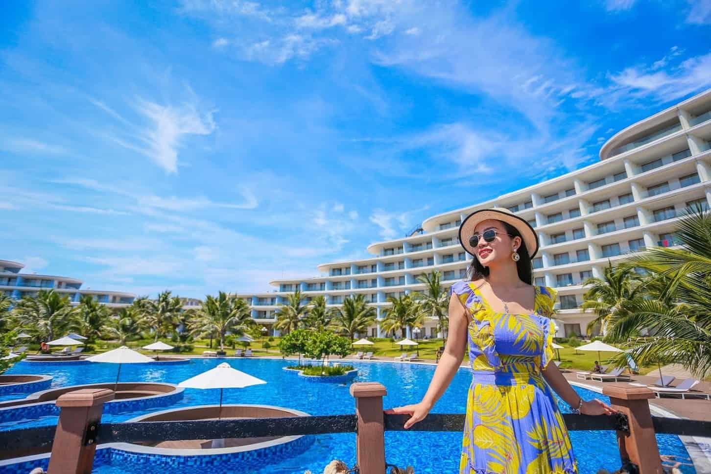 Cực thoả mãn với kỳ nghỉ thiên đường tại hệ thống resort của FLC