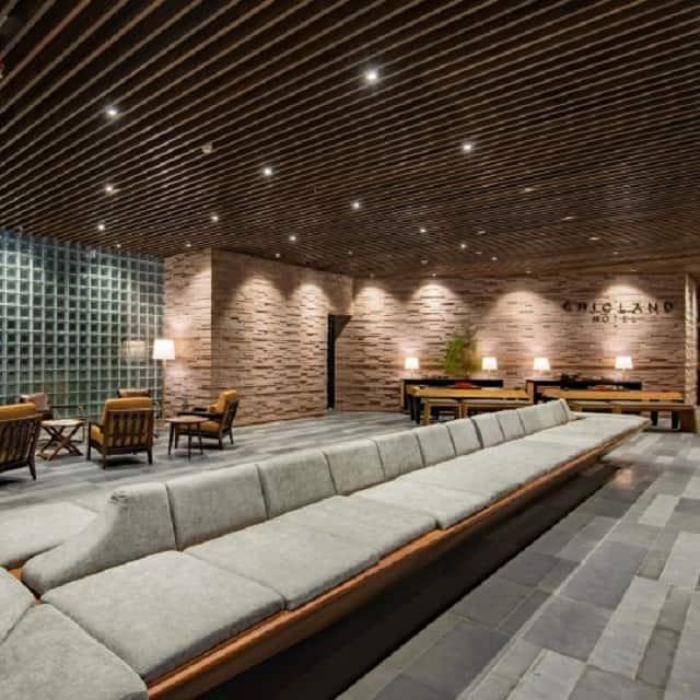 Kiến trúc độc đáo của khách sạn Chicland Đà Nẵng