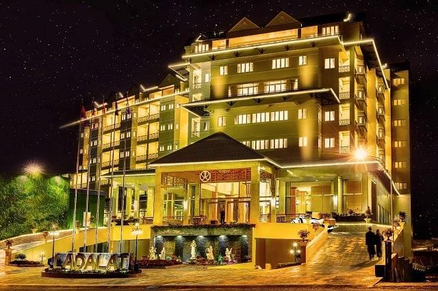 Top 10 khách sạn đẹp nhất ở Đà Lạt
