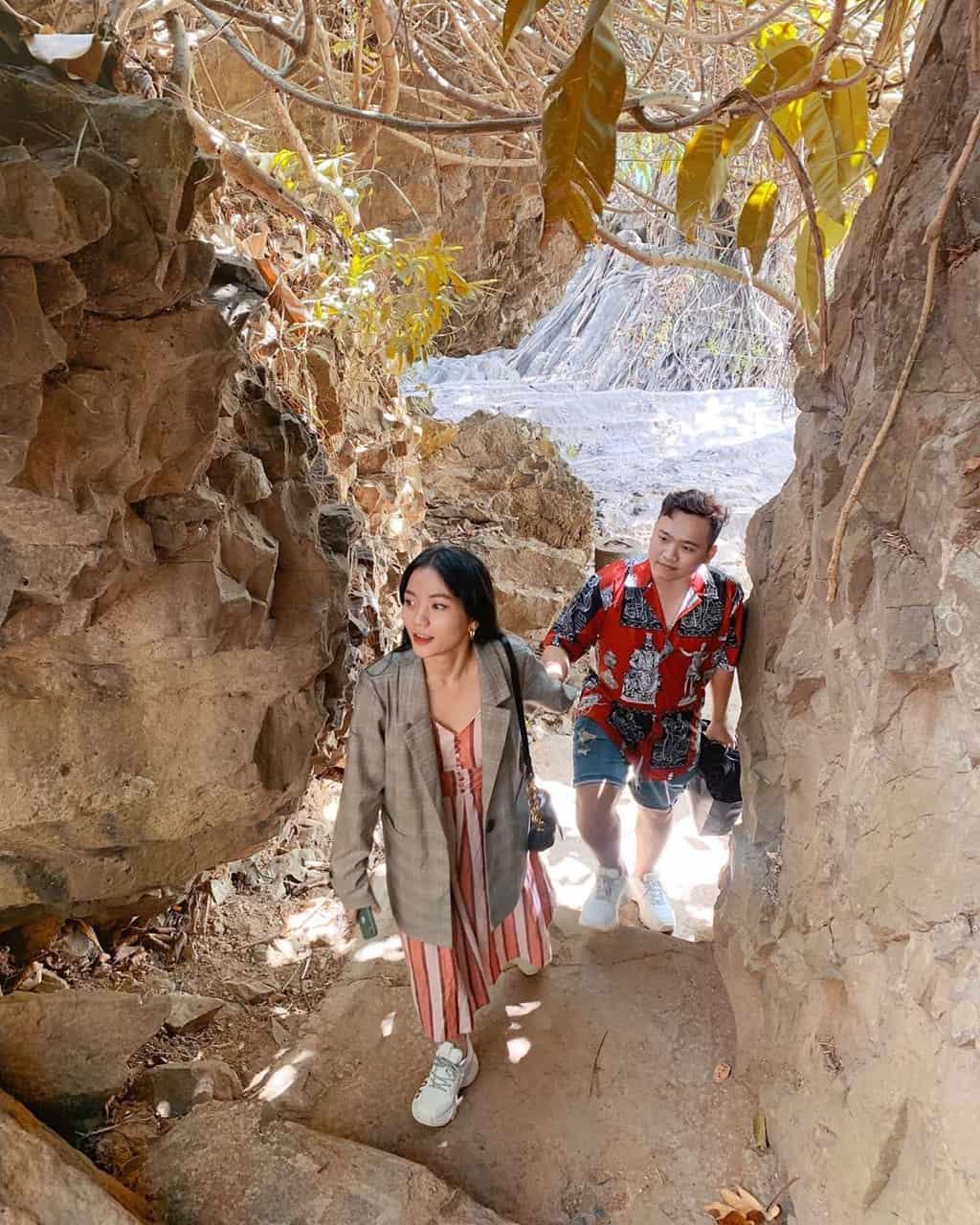 Những góc nhỏ cực đẹp của thác Dray Nur. Hình: Nhatminhtboj