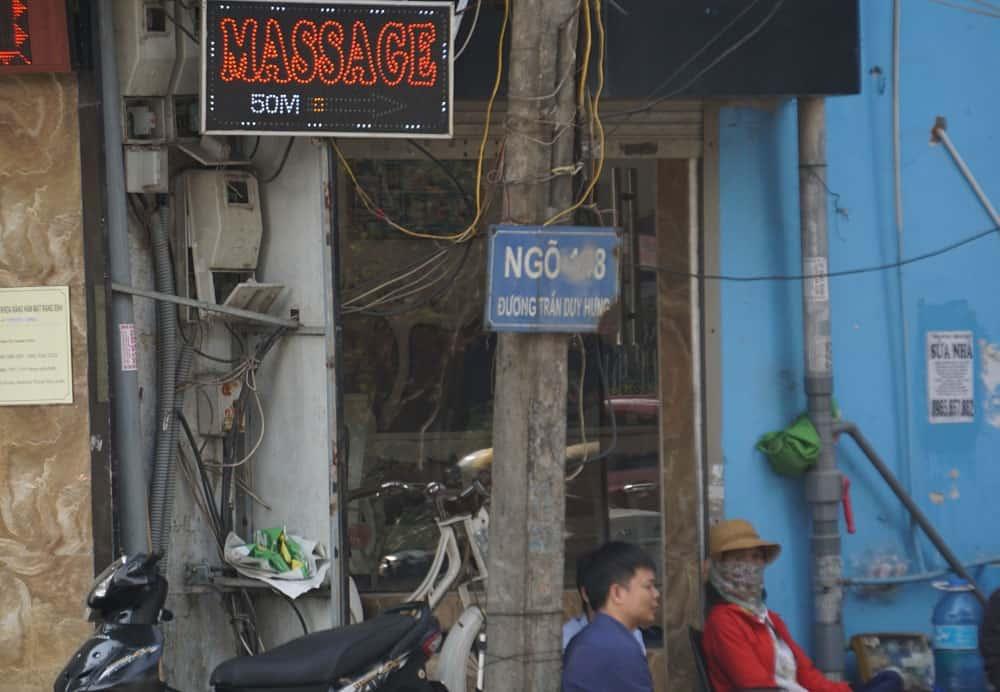 Một số dịch vụ tại phố Trần Duy Hưng