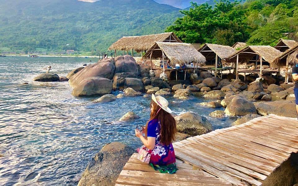 Thiên đường sống ảo giữa thiên nhiên tươi đẹp ở bãi tắm Obama