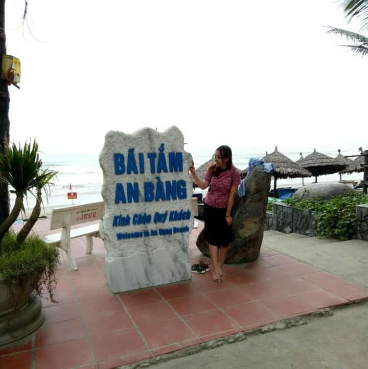 Biển An Bàng vẻ đẹp hoang sơ - điểm dừng chân tiếp theo