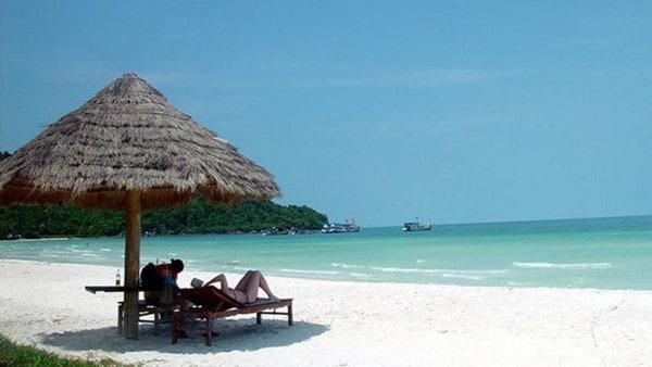 Nơi lý tưởng để ngắm biển và thư giãn