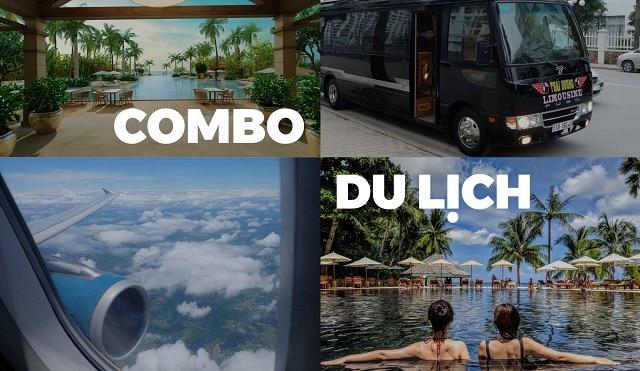 Mua combo du lịch vừa giúp bạn tiết kiệm chi phí, vừa giúp bạn tiết kiệm thời gian