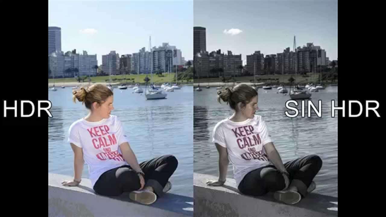 Sự khác biệt khi chụp bằng chế độ thường và chế độ HDR